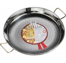 Stainless Steel Valencian Paella Pans