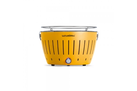 Barbacoa LotusGrill - Amarillo maíz (34 cm)