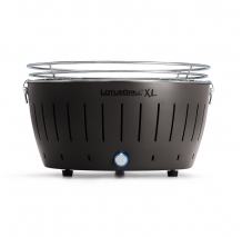 Barbacoa LotusGrill XL- Gris Antracita (42 cm)