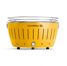 Barbacoa LotusGrill XL- Amarillo Maíz (42 cm)