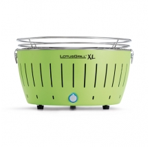 Barbacoa LotusGrill XL- Verde Lima (42 cm)