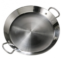 Stainless Steel Paella Pan for Induction