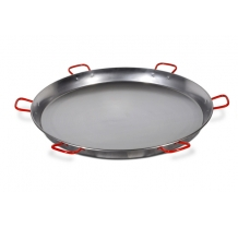 Catering size paella pans
