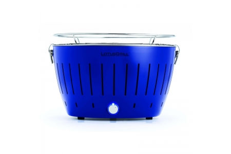 34 cm LotusGrill Barbecue - Cool Blue 1