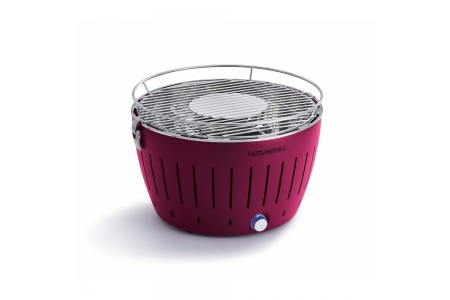 34 cm LotusGrill Barbecue - Plum Purple 1