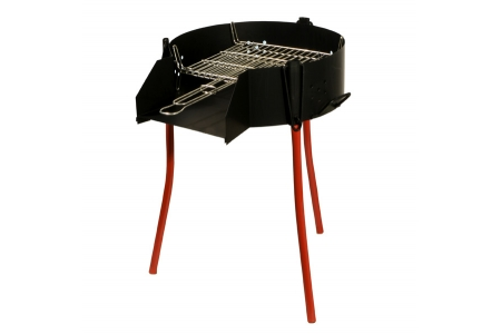 50 cm Barbecue / Gas Burner Windshield 1
