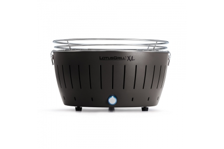 Barbacoa LotusGrill XL- Gris Antracita (42 cm) 1