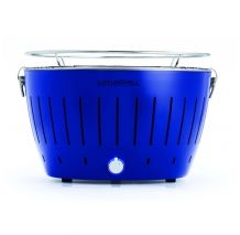 34 cm LotusGrill Barbecue - Cool Blue
