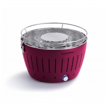 34 cm LotusGrill Barbecue - Plum Purple