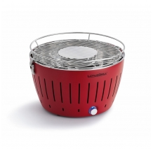 34 cm LotusGrill Barbecue - Blazing Red