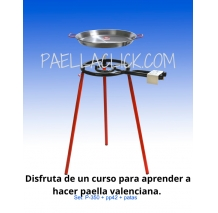 Mediterrani Paella Set (5 to 10 servings)