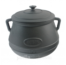 10 lt Cast Iron Saucepan
