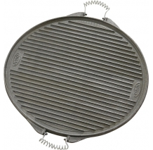 52 cm Cast Iron Griddle