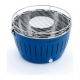 34 cm LotusGrill Barbecue - Cool Blue 2