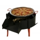50 cm Barbecue / Gas Burner Windshield 3
