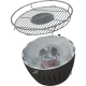 42 cm LotusGrill XL Barbecue - Anthracite Grey 3