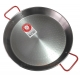 38 cm Polished Steel Paella Pan