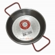 20 cm Polished Steel Paella Pan (tapa's size)