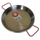 26 cm Polished Steel Paella Pan