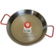 30 cm Polished Steel Paella Pan
