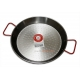 32 cm Polished Steel Paella Pan