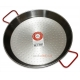 36 cm Polished Steel Paella Pan